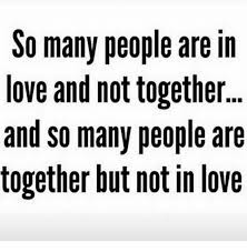 In Love Meme - so many people are in love and not together and so many people are