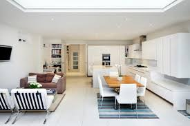 kitchen sitting room ideas interiors and design open concept kitchen living room houzz