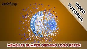 tutorial after effect membuat opening film tutorial membuat bumper opening logo keren after effects youtube