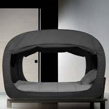privacy pop tent bed privacy pop this bed tent is a dark comforting fort for all ages