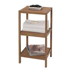 3 Tier Bathroom Stand by Eco Friendly Bathroom Shelves And Storage Sustainable Furniture