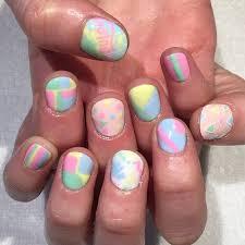 17 cool nail designs for short nails