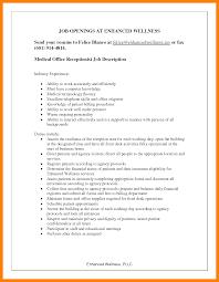 Resume For Front Desk Receptionist 8 Front Desk Receptionist Job Description Invitation Format
