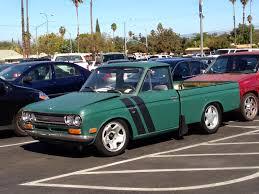 nissan pickup custom daily turismo 10k ratsun datstang 1970 datsun 521 pickup v8 swap