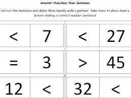 greater than less than ks1 maths bundle by goldstarteach