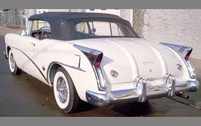 image result for 1954 buick lights cars chrome fins dashes