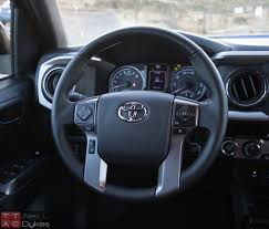 2004 Toyota Tacoma Interior 2016 Toyota Tacoma Interior The Truth About Cars