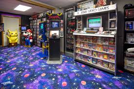 an indiana orthodontist with a huge video game collection is