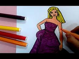 barbie coloring pages color barbie colouring pages