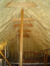 insulation around bathroom heater fan the 1 question to ask before putting spray foam in your attic