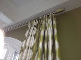 ikat curtains vogue brimar bone finials green silk ikat curtain