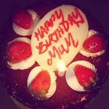 happy birthday mom blackforest cake love ins 87 145