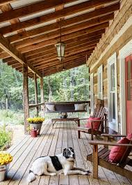 Houses With Big Porches Best 25 Cabin Porches Ideas On Pinterest Cabin Furniture