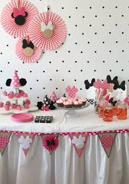 minnie mouse party ideas minnie mouse party a girl and a glue gun
