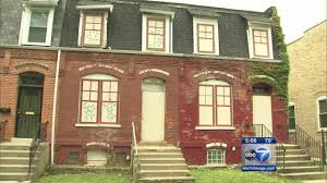 Rowhouses Pullman Row Houses Renovated For Affordable Housing Abc7chicago Com