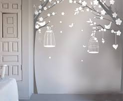 enchanted tree wall decal color the walls of your house enchanted tree wall decal wall stickers