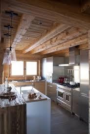 cuisine chalet montagne cuisine chalet moderne idées décoration intérieure farik us