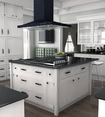 modern kitchen range hoods 30 in 760 cfm designer series copper island mount range hood