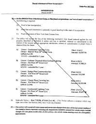Letter Of Intent To Purchase Commercial Real Estate by Ex10x6 Page5of7 Jpg