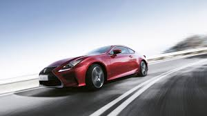 used lexus coupe lexus rc sports coupé lexus uk