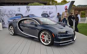 car bugatti 2016 the quail 2016 25 cars to see 1 30