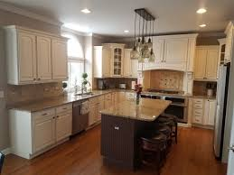 Benjamin Moore White Dove Kitchen Cabinets Kammes Colorworks Inc Geneva Il Cabinet Refinishing And Painting