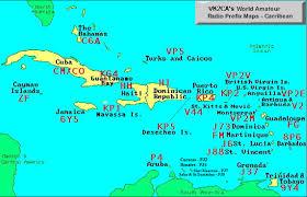 Bonaire Map Vkham Carib