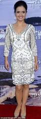 melanie griffith ageless as she goes braless in sheer dress at