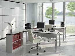 Home Office Contemporary Desk by Decor 56 Office Modern Desk Computer Design For Home Office