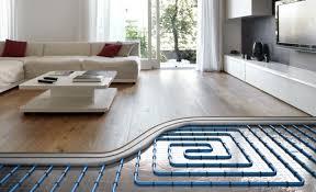carrelage pour chauffage au sol pose des panneaux isolant au sol
