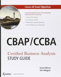 Buy Cbap Ccba Certified Business Analysis Study Guide Book