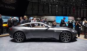 aston martin blacked out geneva 2016 aston martin db11 looks to the near future car