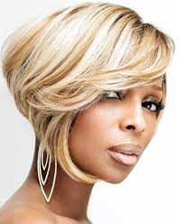 black people short hair cut with part down the middle 60 showiest bob haircuts for black women
