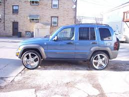 thejeep724 2005 jeep liberty specs photos modification info at