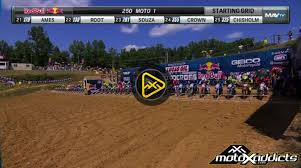 lucas oil pro motocross tv schedule motoxaddicts 2017 budds creek national