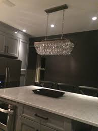 pottery barn kitchen lighting top 58 marvelous island crystal lighting the chandelier pottery barn