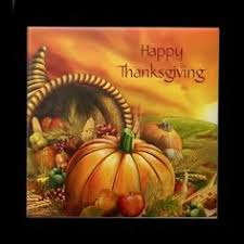 happy thanksgiving 2 card cards stationery sts etc