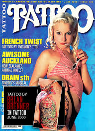 magazine ads truth and triumph tattoo