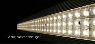Lighting Solution Hispace Linear High Bay Lighting Ideal Lighting Solution For