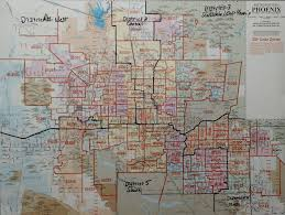 Bisbee Arizona Map by District Officers 2017 2018 Arizona Osteopathic Medical