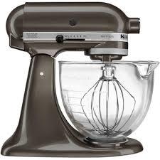 kitchenaid artisan designer 5 qt truffle dust stand mixer