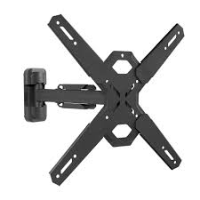 full motion tv wall mount 60 inch flat panel mount tv stands av accessories the home depot