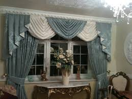 Ebay Curtains Designer Curtains Swags Tails Duckegg Ivory Ebay