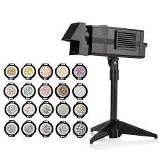cascading motion projector