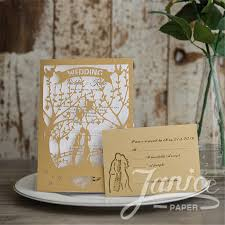 wholesale wedding invitations floral tri fold laser cut wholesale wedding invitation