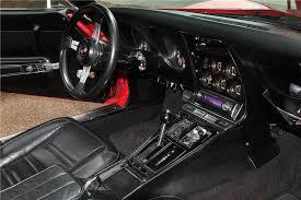 corvette restoration shops lot 326 1969 chevrolet corvette custom 2 door coupe restored