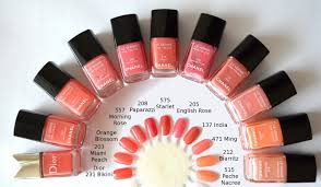chanel le vernis 575 starlet u0026 the search for the perfect peach