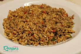 southern turkey recipe thanksgiving dirty rice made with ground turkey i heart recipes