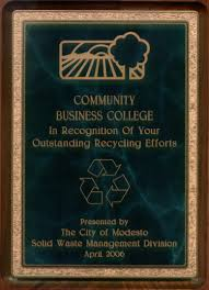 community business college modesto ca community business college awards and achievements