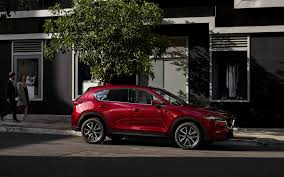 comparison mazda cx 5 grand touring 2017 vs subaru outback